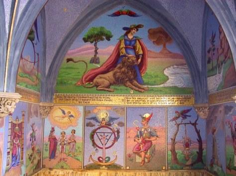chapelle bleue voussures 21