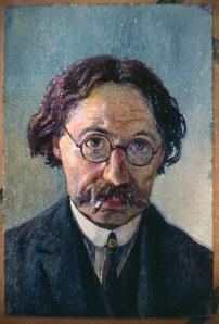 Julien Champagne autoportrait