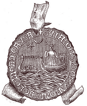 Seal_of_Cause_Boulogne-sur-Mer_1407