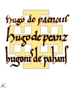 Hughes II de Payns : de Troyes à Jérusalem