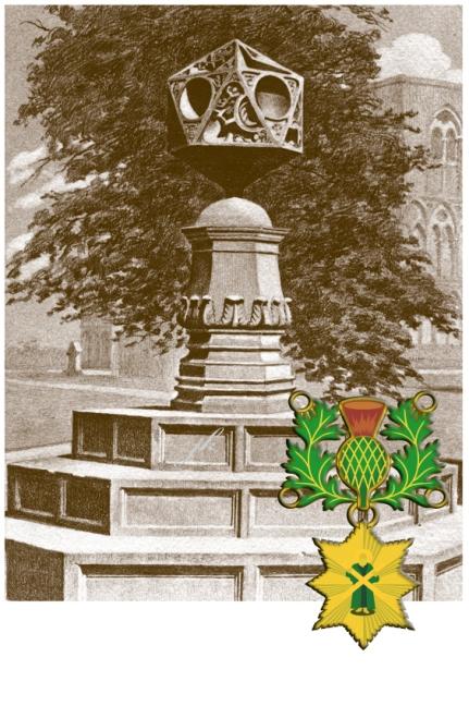 Sundial d'Holyrood