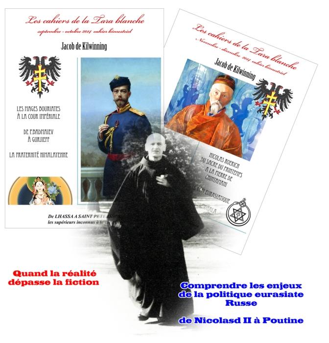 Les cahiers de la Tara Blanche