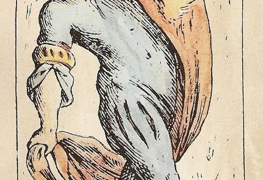Le secret de la Maison Dieu, arcane XVI du Tarot
