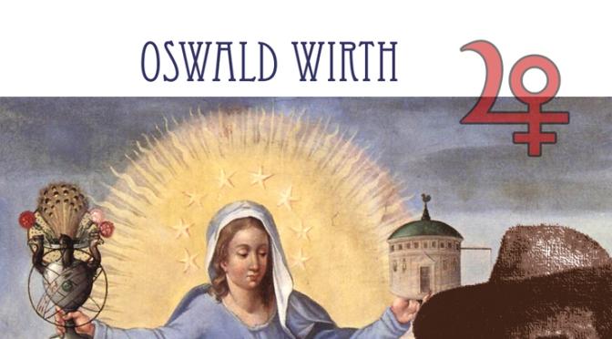 La Vierge alchimique de Reims commenté par Oswald Wirth