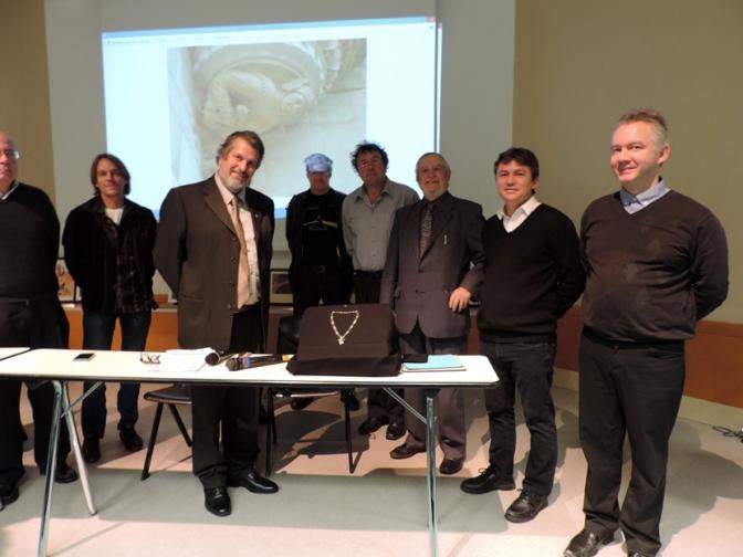 Franc succès du colloque sur les nouveaux alchimistes à Bourges