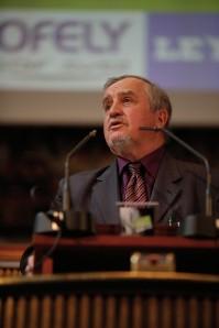 Roland Narboux, ancien maire adjoint de la ville de Bourges