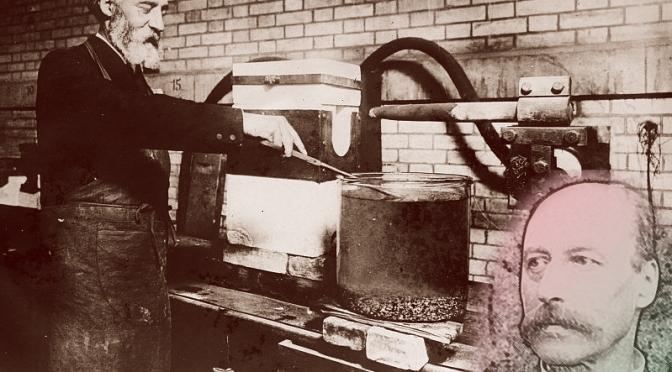 Les fours de l'Adepte : Henri Moissan et la synthèse du diamant