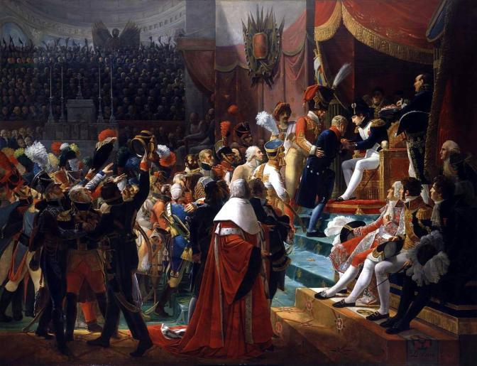 Napoléon et l'ordre impérial des trois Toisons d'Or