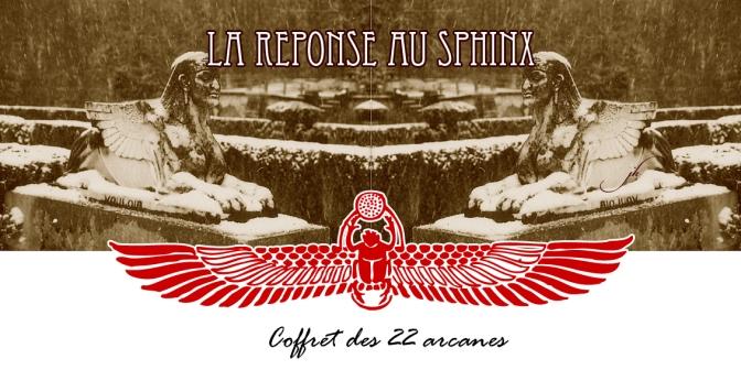 La réponse au Sphinx ou le tarot des Avenières