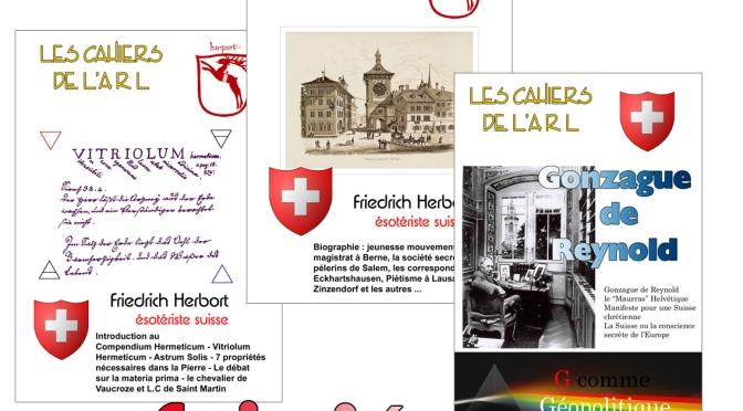 Friedrich Herbort ésotériste suisse