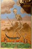 tarotavenieres_13 Mort