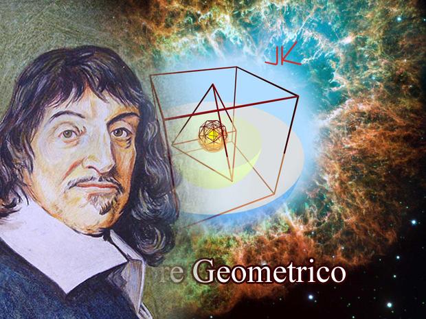 René Descartes, cavalier Rose Croix