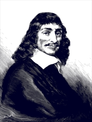 descartes-bleu