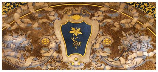 Le Sundial d'Holyrood : à l'ombre d'une fleur (2)