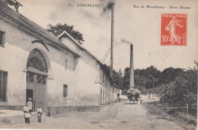 Schwaller de Lubicz, Fulcanelli et l'usine de Sarcelles : de Sarcelles à Suhalia