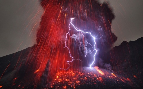 foudre-volcan
