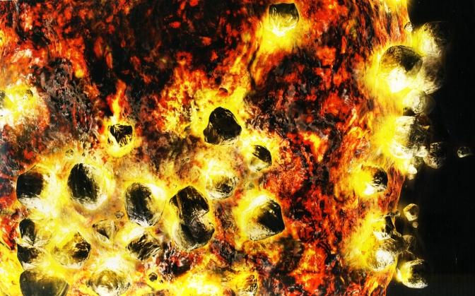 Le feu secret et le feu céleste : voie de la fulgurance