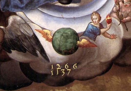 La Vierge alchimique de Reims
