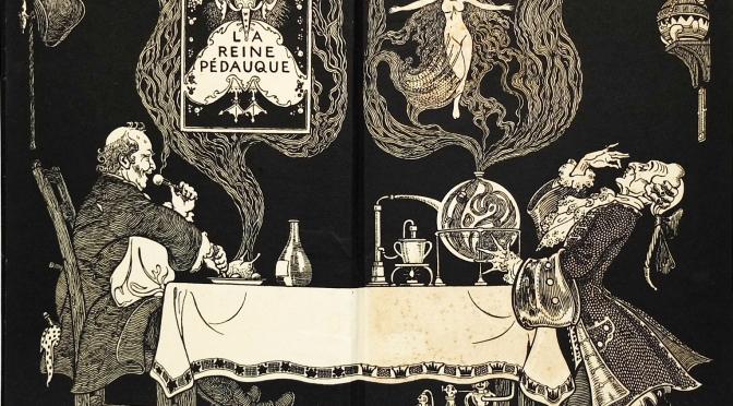 Fulcanelli, Anatole France et l'esprit de la Salamandre