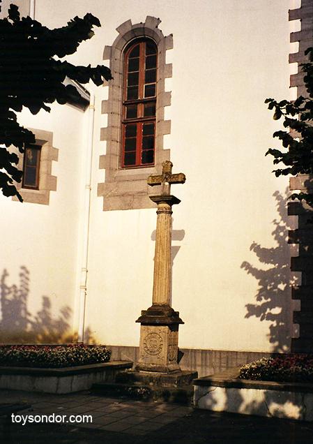 croix hendaye
