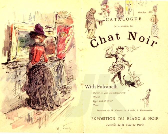 Chevaliers d'Héliopolis au Chat Noir