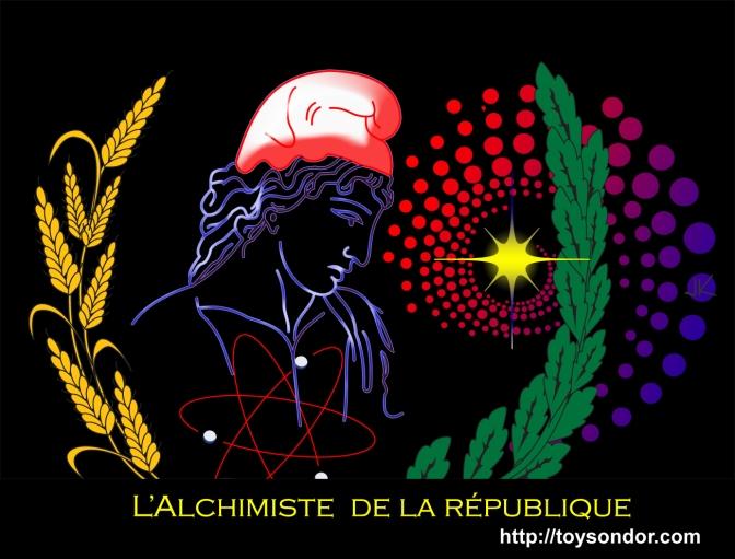 Héliopolis ou la nouvelle république des alchimistes