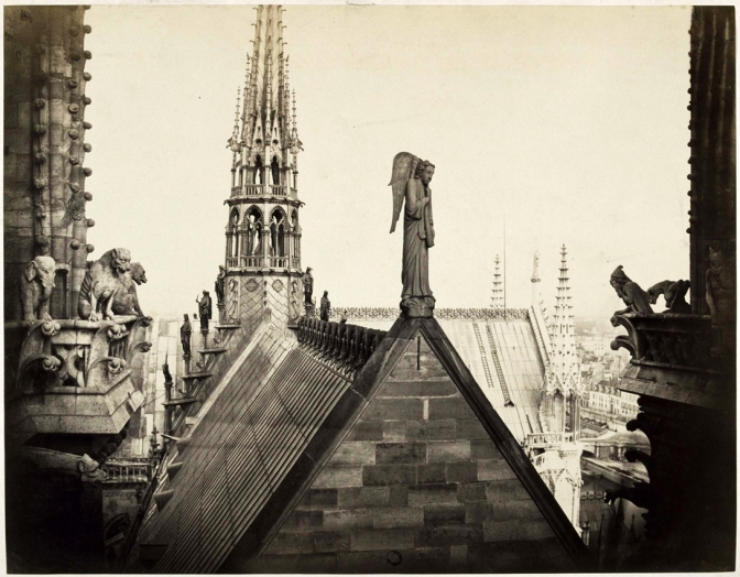Du mystère des Goths au mystère des cathédrales