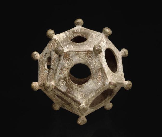 Les géomètres du Néolithique : les boules gravées d'Ecosse
