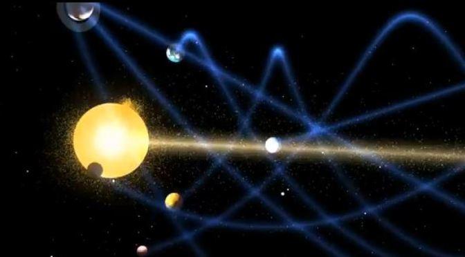 La trace hélicoïdale du Soleil : In ictu Oculi