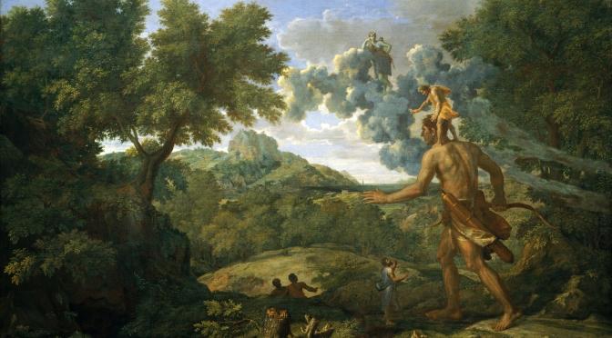 Le message d'Orion dans le Finis Gloriae Mundi