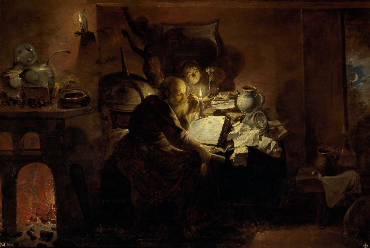 Bibliotheca Alchemica