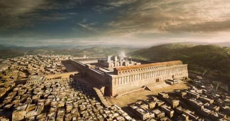 la revelation du troisieme temple