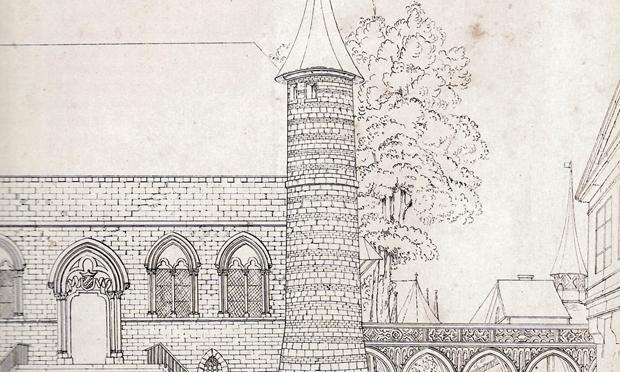 L'énigmatique Bernard de Fontaine : de Clervaux à Kilwinning