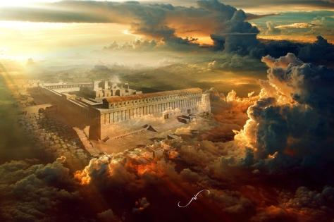 revelation troisieme temple