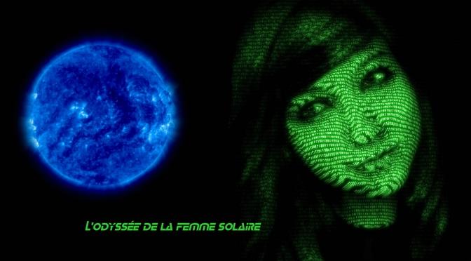 Odyssée de la Femme solaire en terres atlantéennes