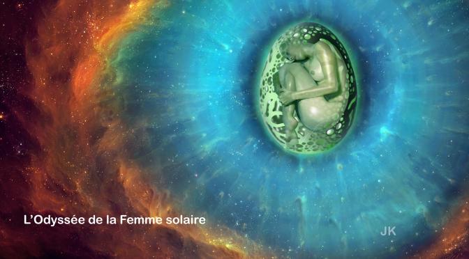 La Femme solaire, introduction aux concepts de travail