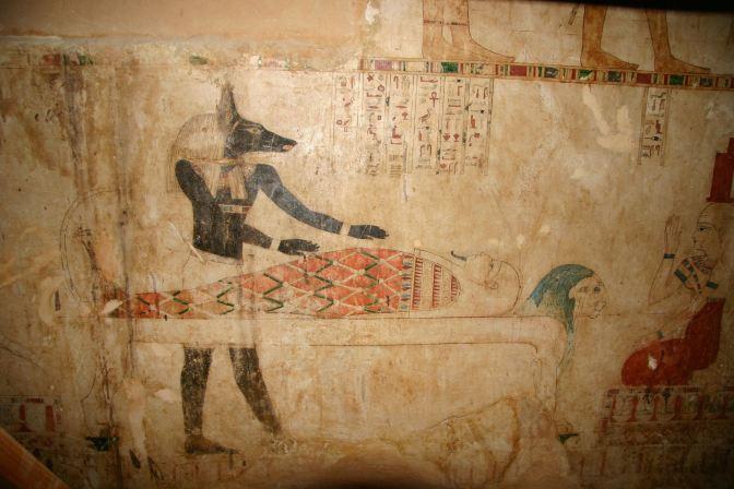 Aux sources du Tarot et le livre des morts égyptien