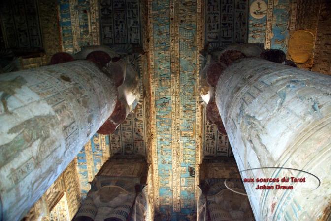 Denderah et la double voie initiatique : Osiris et Horus