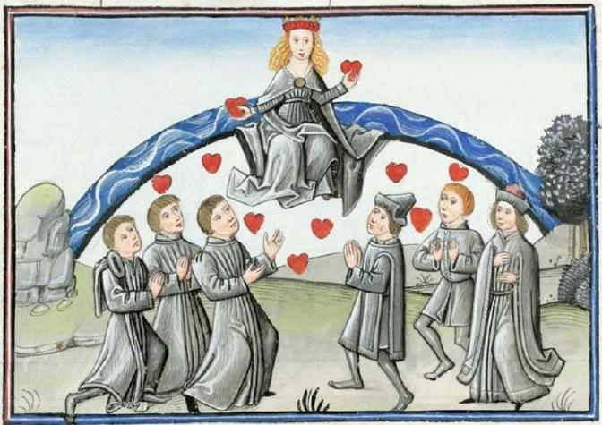 Christine de Pizan inspiratrice du Tarot