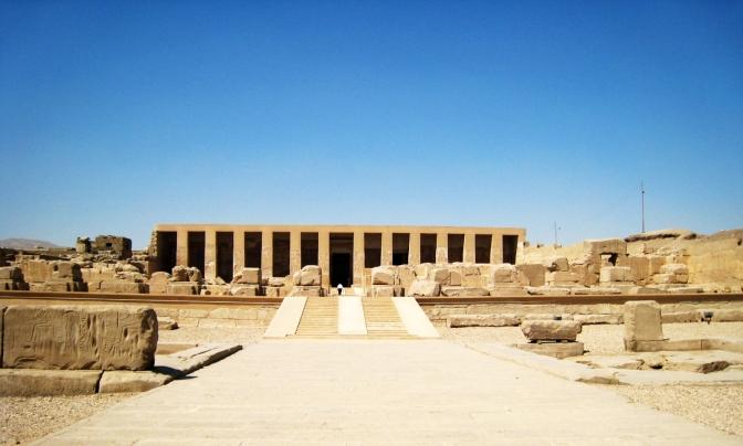 Les Imakhous d'Abydos