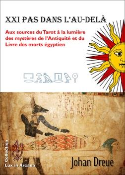 XXI pas dans l'audela Tarot