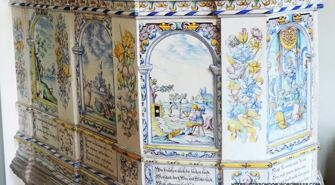 La quête de l'Or blanc : Faïencerie et Porcelaine, de Sèvres à Winterthur