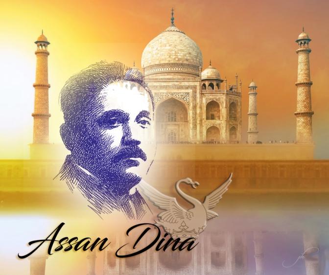Assan Farid Dina ou le sphinx des Avenières