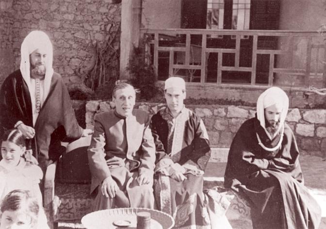 Quand René Guénon séjournait aux Avenières