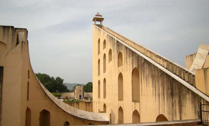 L'observatoire du Salève ou la tradition du Jantar Mantar