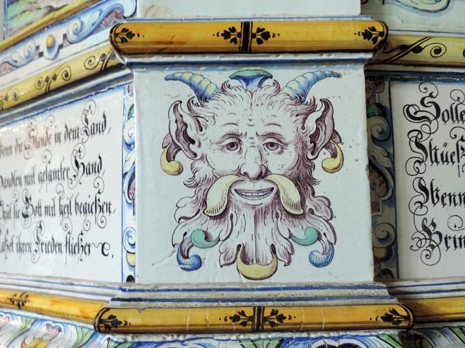 Entre prophétie et alchimie : le poêle de Winterthur