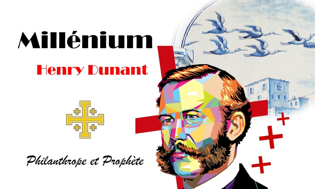 Henry Dunant : de la Croix Rouge à la nouvelle Sion