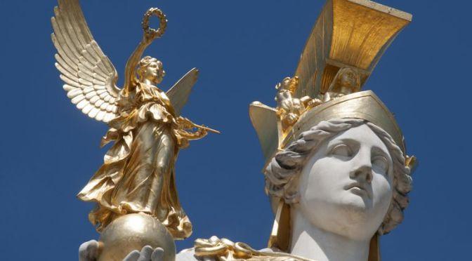 Athéna et la Vieille Europe, souvenir de la Grande Déesse