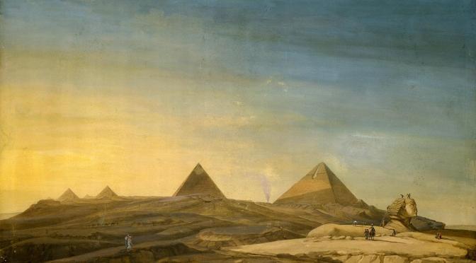 Le mystère de la 4ème Pyramide et la Reine pharaonne – 1