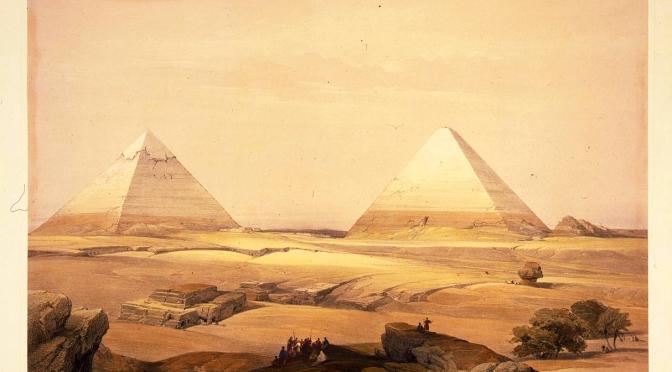 Les révélations de la Grande Pyramide